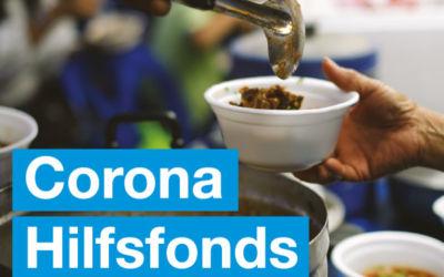 Corona-Hilfsfonds der Diakonie