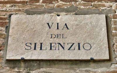 Nach-Denk-Brief 127 – Via del Silenzio