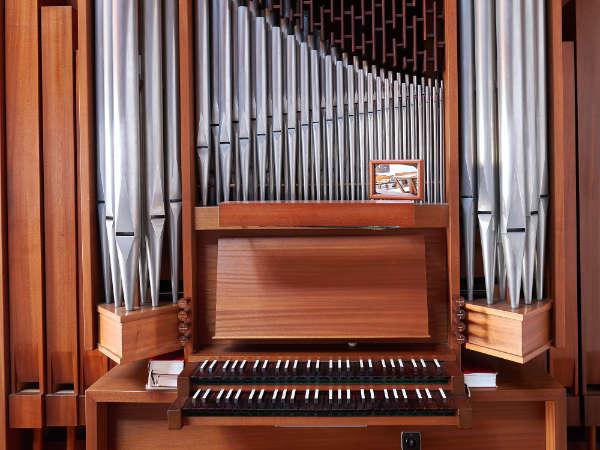 Orgel – Pfeifen