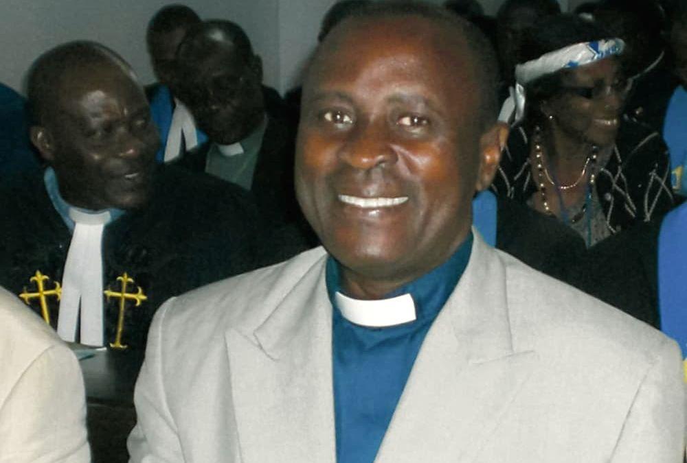 Ghanaischer Superintendent Samuel Odjelua verstorben