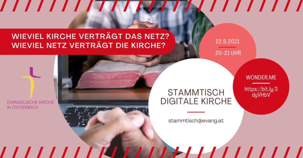 Online-Stammtisch Digitale Kirche